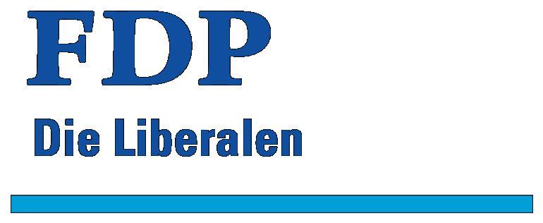 Logo FDP.die Liberalen