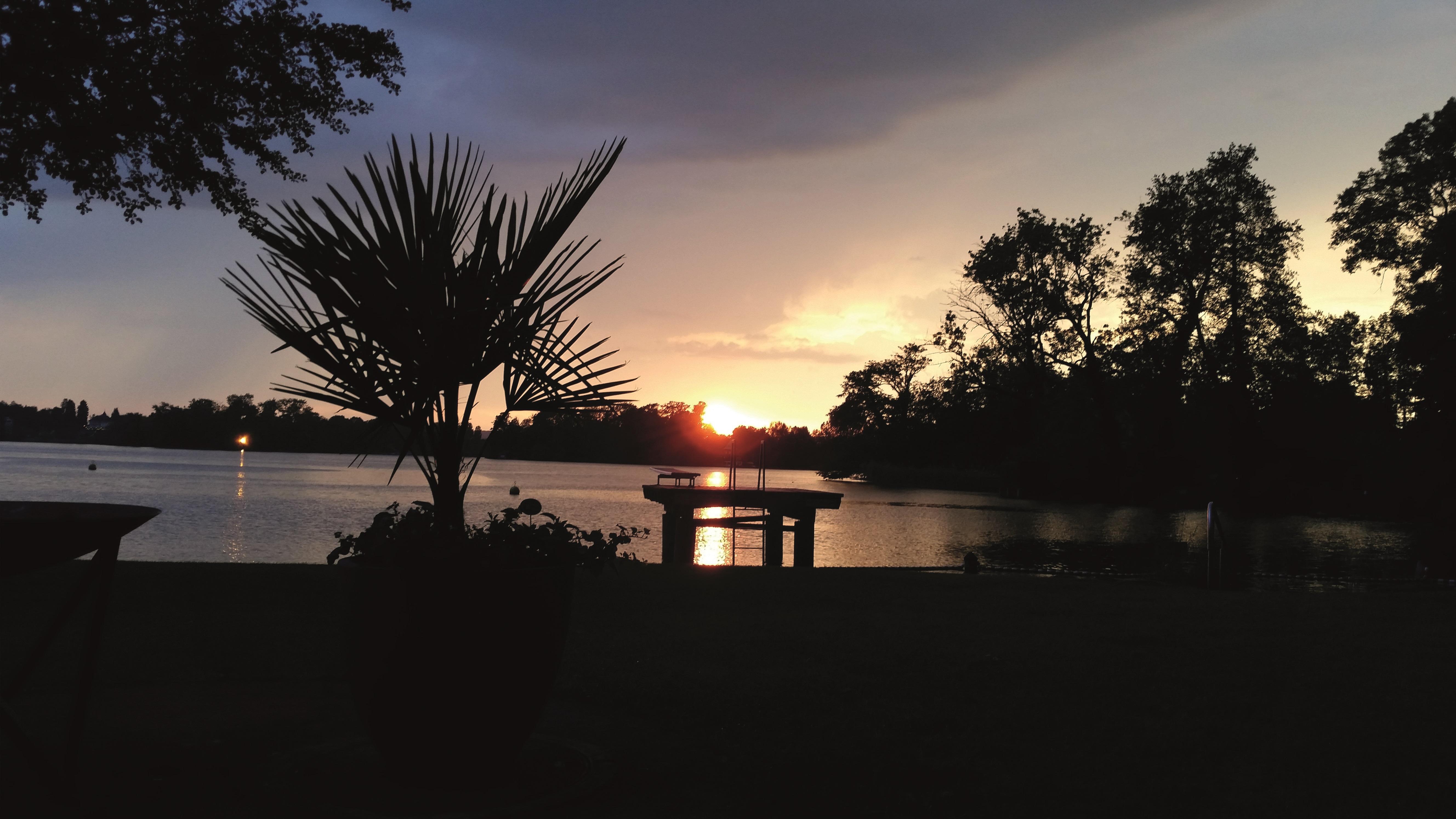 Sunset Badi