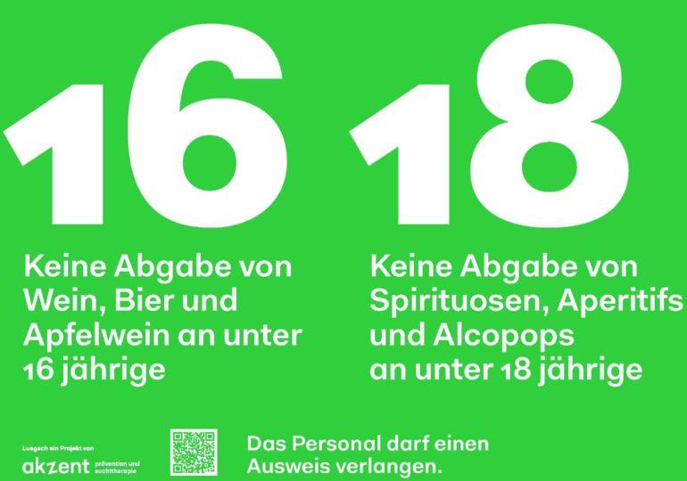 Plakat Altersschutz
