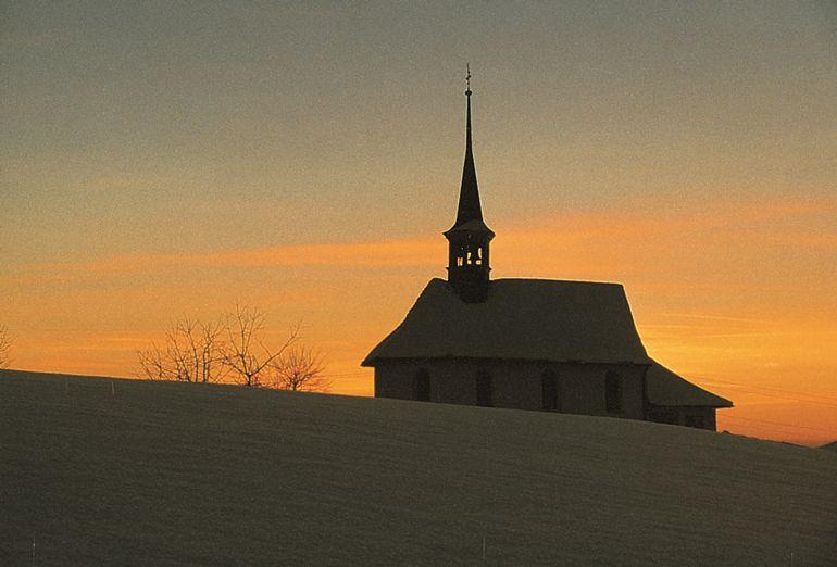 Kapelle in Tann